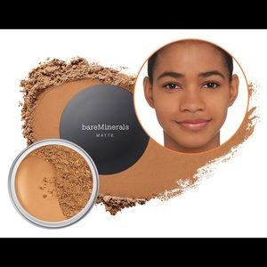 bareMinerals Makeup - Bare Minerals matte foundation warm dark spf 15